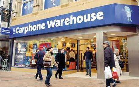 Carphone Warehouse is the UK's biggest phone retailer and a superb place to browse the latest mobile phone deals. Indeed, not only is Carphone the UK's biggest, it's also the largest independent.