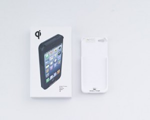 iPhone 5 wireless sleeve