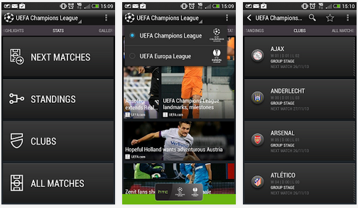 HTC FootballFeed   Android Apps on Google Play