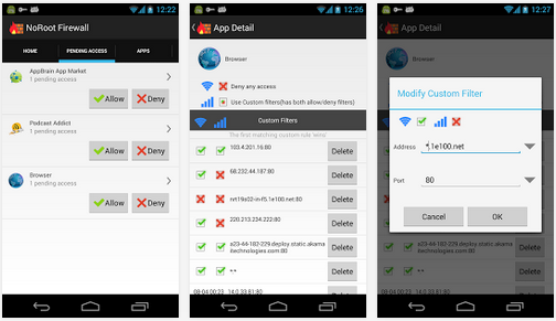 NoRoot Firewall   Android Apps on Google Play