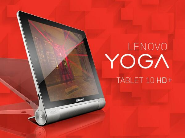 Yoga-tablet