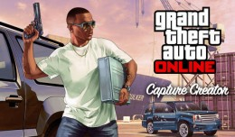 Capture Creator is Now Live for Grand Theft Auto Online