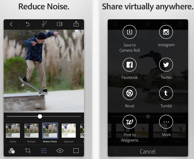 Adobe Photoshop Express on the App Store on iTunes (1)