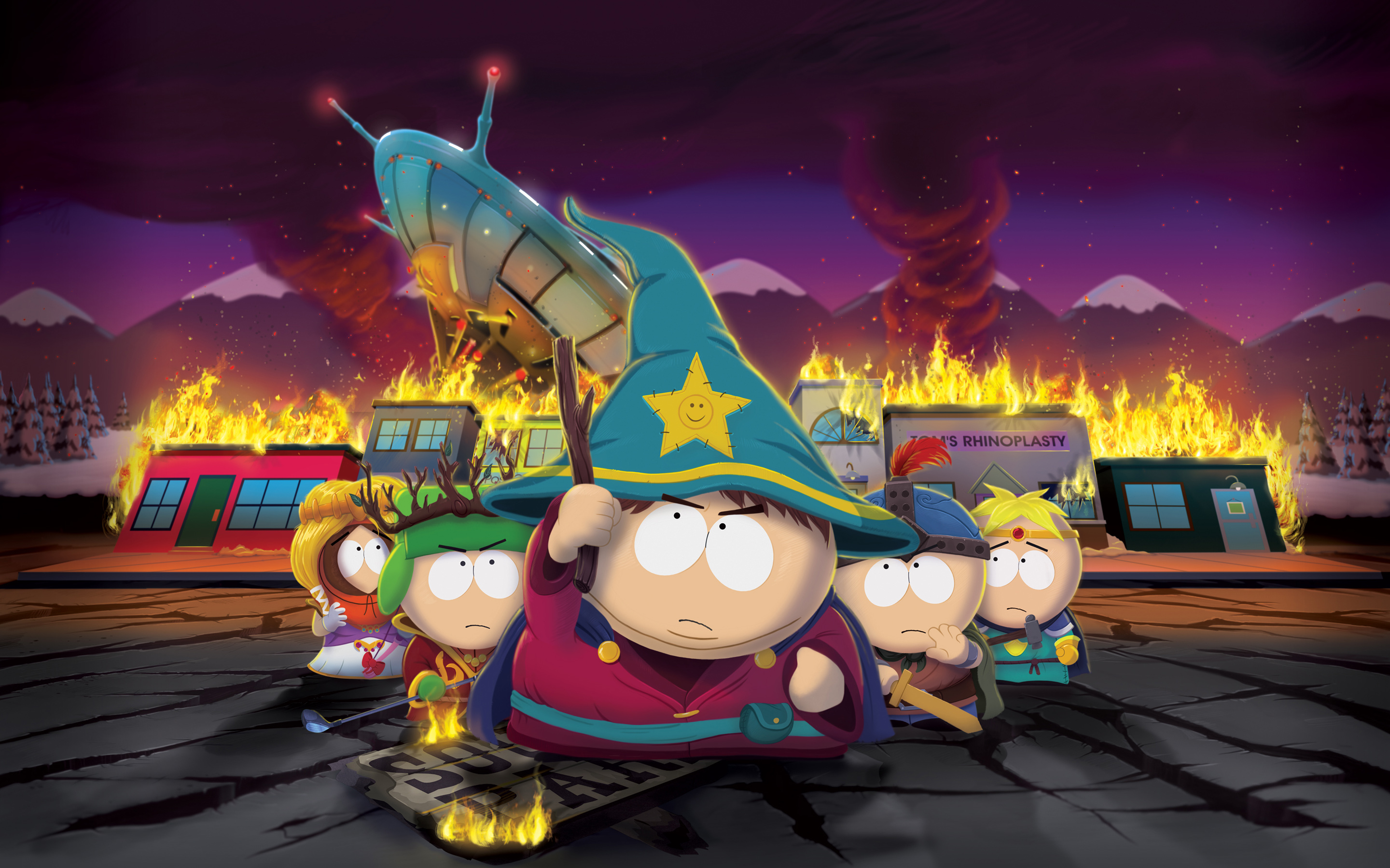 South Park: The Stick of Truth Dev Kickstarting New Game in 2014