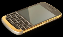Gold-BlackBerry-Q10