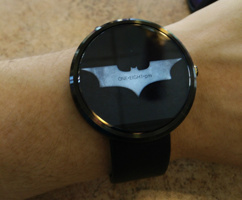 How To Install Custom Watch Faces On The Moto 360 And ...