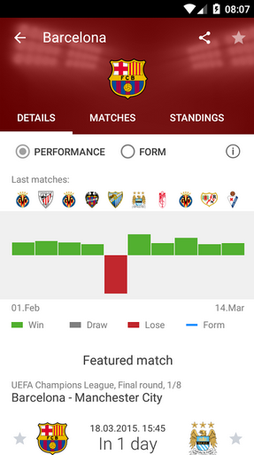 SofaScore updates adds optimization to Android wear  : SofaScore6 from beginnerstech.co.uk size 287 x 513 png 89kB