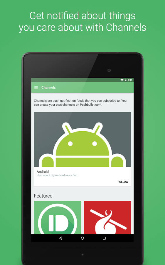 Pushbullet for Android evolves to desktop with full ...
