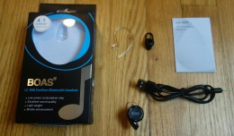 boas lc 888 bluetooth headset