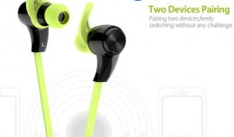 green-bluetooth-sports-headphones-1byone-coupon-code