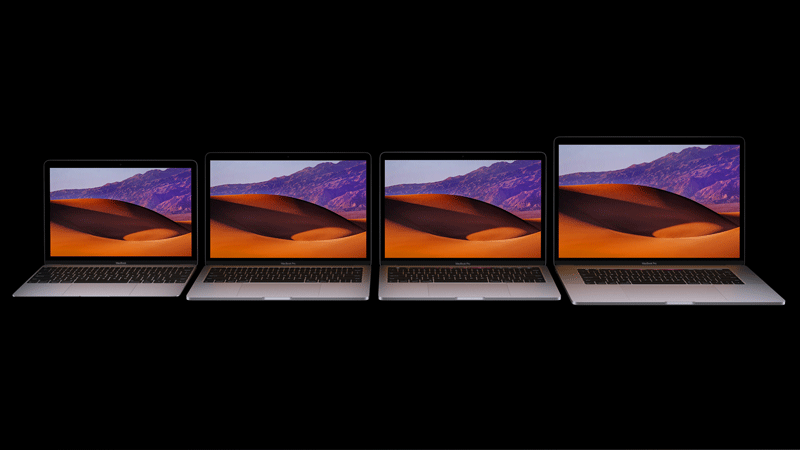 macbooks