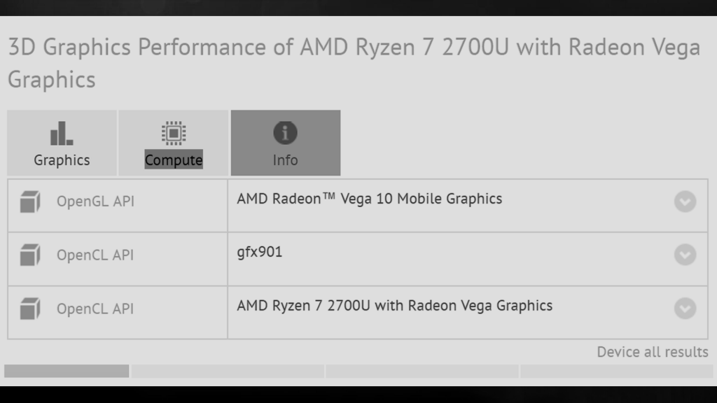 AMD Ryzen 5 and 7 Mobile APUs With Vega Graphics Spotted